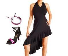 Fabulous Salsa Dance Dress