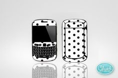 These unique skins change the look of your phone immediately.Applied directly to the phone they will create a far more fashionable look any case could achieve.View the full range on www.gluedonline.com Blackberry, Dots, Phone Cases, Fun, Range, Create, Unique, Stitches, Cookers