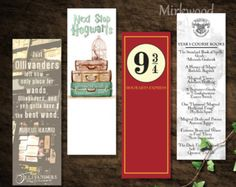 Harry Potter Bookmarks Honeyduke& Goodies by MirkwoodScribes Marque Page Harry Potter, Harry Potter Thema, Deco Harry Potter, Harry Potter Bookmark, Harry Potter Classroom, Harry Potter Printable Bookmarks, Bookmarks For Books, Creative Bookmarks, Ribbon Bookmarks