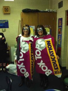 Box Tops for Education - this NEEDS TO BE DONE.  Patty?   :)