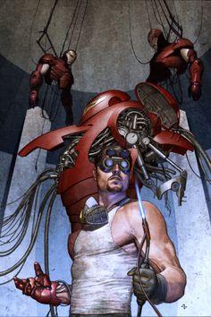 Iron-Man by Adi Granov