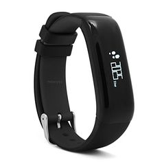 Newyes Blood Pressure Smart Watch NBS05 Heart Rate Monitor Sleeping management Fitness Tracker BP smartwatch compatable for Android and IOS smartphone Black -- Visit the image link more details.