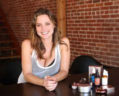 Exclusive Video: Inside Josie Maran's Makeup Bag Plus Her Top Summer Beauty Picks - The Chalkboard