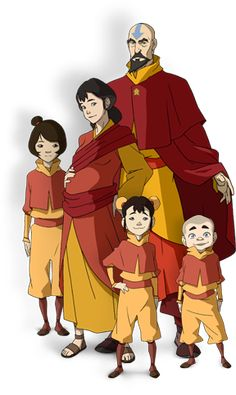 Tenzin's family