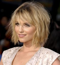 Shaggy chic seems to be the order of the day, and right now, it's the short and choppy 'dos that spell bang on trend. Though we definitely know a trend when ...
