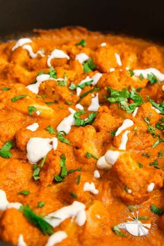 Looking for a healthy version of TIKKA MASALA? This vegan Cauliflower Tikka Masala dish is just as rich, creamy, and flavorful and made with plants! Check out the easy recipe! Curry Recipes, Veggie Recipes, Vegetarian Recipes, Cooking Recipes, Healthy Recipes, Vegan Tikka Masala, Paneer Tikka, Garam Masala, Vegan Indian Recipes