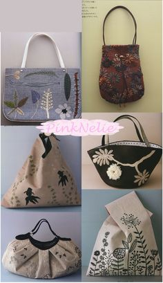 Naoko Shimoda Embroidery Japanese Craft Book by PinkNelie on Etsy
