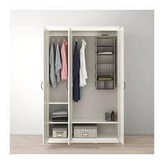 Ikea Planner Cameretta Stupefacente Ikea songesand Wardrobe White Closet Stuff Of Bellissima Ikea Planner Cameretta Bedroom Armoire, Free Standing Closet, Free Standing Wardrobe, Stylish Storage, Closet Planning, Closet Rack, Ikea Closet Storage, Standing Closet, Ikea