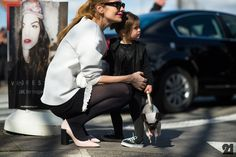 Madre, Mother Street Style