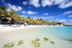 Grand Baie Beach, Mauritius - Grand Bay was the first area of the island to fully experience the tourist boom. A shopping and leisure paradise, Grand Bay also happens to be the area where Mauritians head for when they want a fun-filled night out.