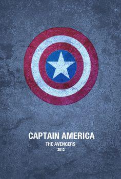 Captain America - The Avengers by Al-Pennyworth.deviantart.com on @deviantART