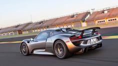 Horacio Pagani se compra un Porsche 918 Spyder - Autobild.es
