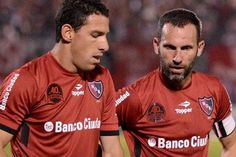 Newell's Old Boys 2014 Topper Commemorative Jersey