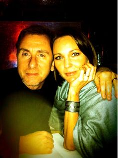So cute! Kelli Williams and Tim Roth, lie to me was the best ever!