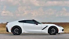 Hennessey 600bhp Corvette