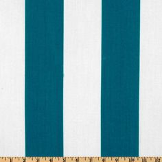 Premier Prints Indoor/Outdoor Vertical Stripe Blue Moon from @fabricdotcom  Premier Prints outdoor fabrics are screen printed on spun polyester and have a stain and water resistant finish. These fabrics withstand direct sunlight for up to 500 hours making them both durable and versatile, perfect for outdoor settings and indoor living in sunny rooms, great family friendly fabric! Create decorative toss pillows, chair pads, placemats, tote bags and much more. To maintain the life of the fabric…