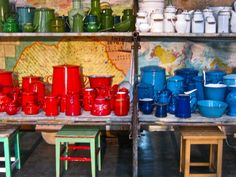 """""""In Vintage"""" Spazio 40 Bologna Italy  www.birillabiri.it"""