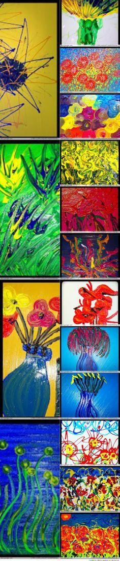 TREY COPPLAND ART AND DESIGN - Google+ gel