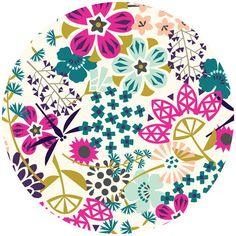 Rashida Coleman-Hale, Koi, Organic, The Way Of Flowers