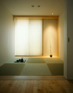 Meditation And Prayer Room. Modern Japanese InteriorJapanese Home ...