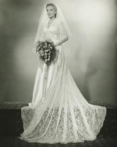 1940's Wedding Gowns