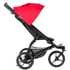 Mountain Buggy mini stroller side view