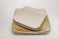 verterra nontoxic biodegradable palm leaves plates 6 tableware