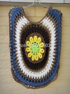 Crochet+Beach+Cover+Up+Pattern | ... -Top-Summer-Beach-Cover-Up-in-Multicolor-CIRCLE-CROCHET-Pattern.jpg