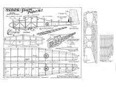 Slingsby Prefect MK.1. - plan thumbnail image