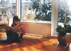 Wohlfühlwärme: Elektroheizung hat den Dreh raus  - Mit einer Elektroheizung ist es im Nu angenehm warm. Gesunde Kuschelwärme zum Wohlfühlen bietet eine Elektroheizung. (Foto: epr/evo Elektroheizungsvertrieb)