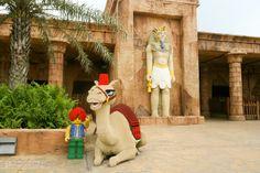 Egypt in LEGO Land Malaysia