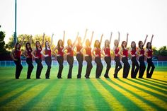 dance team photography - Google Search