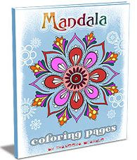 Adult coloring book!  Mandala Coloring Pages to Print, $12.  I want this for Christmas. I love to color.