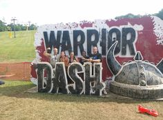 2014, it's on!! The Warrior Dash is my next fitness goal!