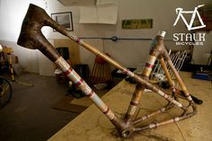 Very cool Stalk bamboo mixte