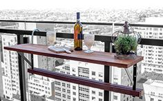 The Original Balcony Bar von augusta The Original Balcony Bar von augu . The Original Balcony Bar von augusta The Original Balcony Bar von augu . Condo Balcony, Apartment Balcony Decorating, Balcony Railing, Apartment Balconies, Apartment Bar, Balcony Blinds, Balcony Door, Balcony Planters, Balcony Gardening