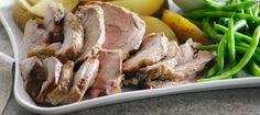 Milk-Braised Pork Roast recipe