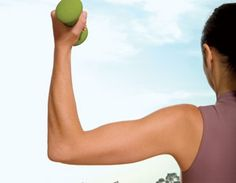 Tone Your Arms--in 10 Minutes!  Show off sleek, sexy arms in 4 weeks with this targeted routine.