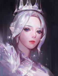 ice, Chocofing R on ArtStation at https://www.artstation.com/artwork/6kYYw