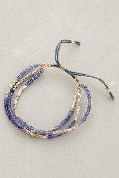 Shashi Blaire Slide Bracelet #anthroregistry