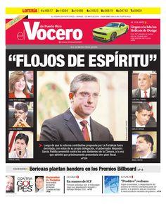 Edición 1 de Mayo 2015  El Vocero de Puerto Rico