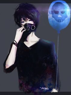 ArtStation - Birthday Guy, Aoi Ogata