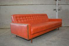 G-Plan American Teak Sofa Bed