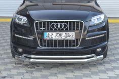 Bullbar Audi Q7, Bara protectie Audi Q7, tinted Audi Q7, White Audi SQ7 Q7, Custom Audi Q7, tuning Audi Q7 Stainless Steel Tubing, Audi Q7, Savage, 4x4, Chrome, Cars, Vehicles, Stainless Steel Pipe, Autos