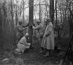 Avril 1918: la seconde offensive Ludendorff. – ECPAD