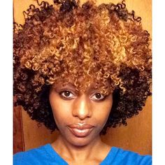 @princesa_jayyy Brown Sugar #Hair2mesmerize #naturalhair