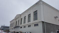 Fatada salon evenimente cu profile din polistiren CoArtCo Multi Story Building, Profile, Decor, User Profile, Decoration, Decorating, Deco