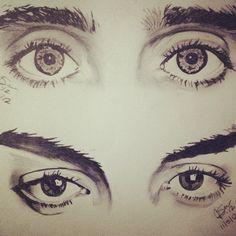 """Shannon's Eyes/November 5th """"Brothers"""" #jaredleto #shannonleto"""