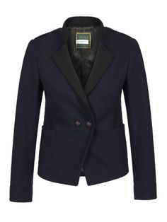 Italian Chic, Malene Birger, Fun Prints, Just In Case, Buy Now, Collections, Navy, Jackets, How To Wear