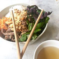 Recept na oblíbené bún bò Nam Bộ | DIY MINI PROJEKTY